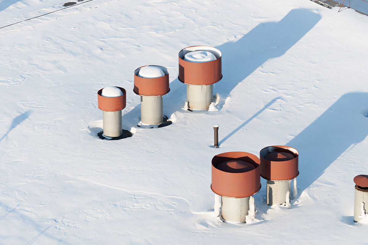 Recommended Procedures for Roof Snow Loads